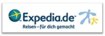 Kooperation mit Expedia